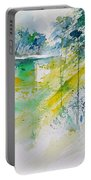 Watercolor 010105 Portable Battery Charger