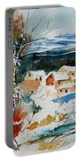 Watercolor  011040 Portable Battery Charger