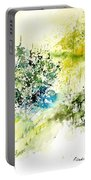 Watercolor 014042 Portable Battery Charger