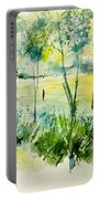 Watercolor 014052 Portable Battery Charger