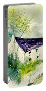 Watercolor 014062 Portable Battery Charger