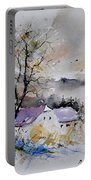 Watercolor 112012 Portable Battery Charger