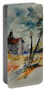 Watercolor 119070 Portable Battery Charger