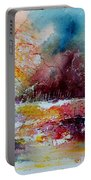 Watercolor 140908 Portable Battery Charger