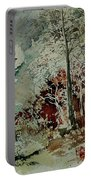 Watercolor 200307 Portable Battery Charger