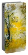 Watercolor 210108 Portable Battery Charger