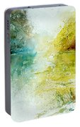 Watercolor 24465 Portable Battery Charger