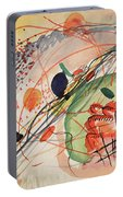 Watercolor 6 Wassily Kandinsky, 1911 Portable Battery Charger
