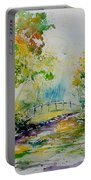 Watercolor  908020 Portable Battery Charger