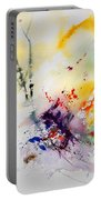 Watercolor  908090 Portable Battery Charger