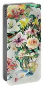 Watercolor Series 1 Portable Battery Charger