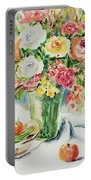 Watercolor Series 11 Portable Battery Charger