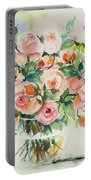 Watercolor Series 13 Portable Battery Charger