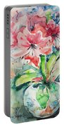 Watercolor Series 139 Portable Battery Charger