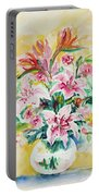 Watercolor Series 141 Portable Battery Charger