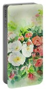 Watercolor Series 4 Portable Battery Charger