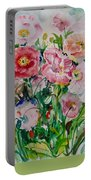 Watercolor Series No. 258 Portable Battery Charger