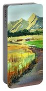 Watercolor4476 Portable Battery Charger