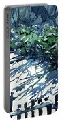 Watercolor4597 Portable Battery Charger