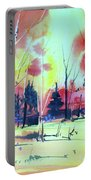 Watercolor4632 Portable Battery Charger