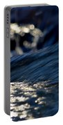 Waterfall At Dawn  Portable Battery Charger