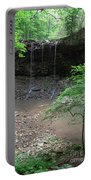 Waterfall Base Portable Battery Charger