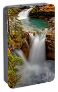 Waterfall Canyon Portable Battery Charger