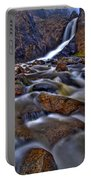 Waterfall Canyon Vertical Portable Battery Charger