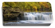 Waterfall Glen, Lemont, Il Portable Battery Charger