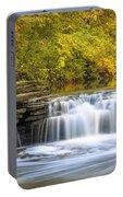 Waterfall Glen, Lemont, Il Portable Battery Charger