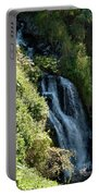 Waterfall I Portable Battery Charger