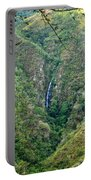 Waterfall In The Intag 4 Portable Battery Charger
