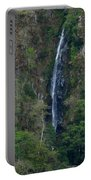 Waterfall In The Intag Portable Battery Charger