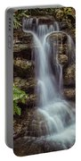 Waterfall In The Opryland Hotel Portable Battery Charger