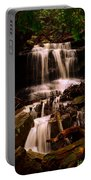 Waterfall Mcconnells Mills State Park Portable Battery Charger