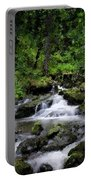 Waterfall Medley Portable Battery Charger