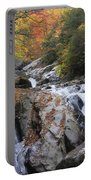 Waterfall Off Blue Ridge Parkway Portable Battery Charger
