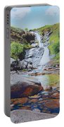 Waterfall On Skye 2 Portable Battery Charger