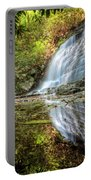 Waterfall Reflections Portable Battery Charger