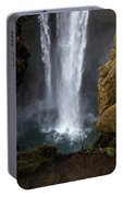 Waterfall Splash Portable Battery Charger