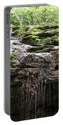 Waterfall Top Portable Battery Charger