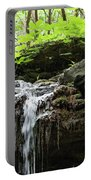Waterfall Topper Portable Battery Charger