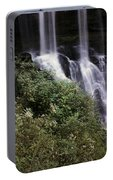 Waterfall Wildflowers Portable Battery Charger