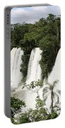 Waterfall Wonderland Portable Battery Charger