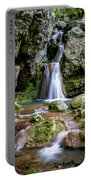 Waterfall. Portable Battery Charger