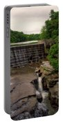 Waterfalls Cornell University Ithaca New York 08 Vertical Portable Battery Charger