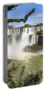 Waterfalls In Frame Portable Battery Charger