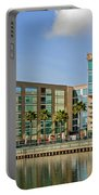 Waterfront Hotel Portable Battery Charger