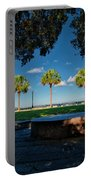 Waterfront Park. Portable Battery Charger