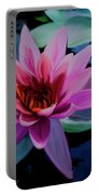 Waterlily Portable Battery Charger